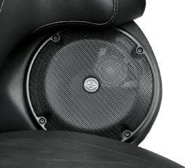 Harley-Davidson® Boom! Audio Stage I Tour-Pak and Trike Body Speaker Kit 76000948