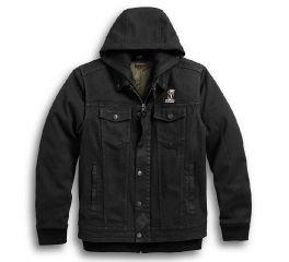 Harley-Davidson® 3-in-1 Denim Riding Vest 98175-17VM