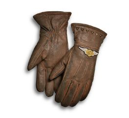 Harley-Davidson® Element Leather Gloves 98105-19VW