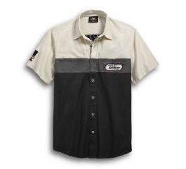 Harley-Davidson® H-D Racing Colorblock Shirt 99166-19VM