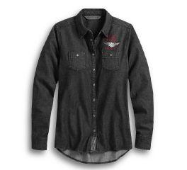 Harley-Davidson® No1 Denim Shirt 99035-20VW