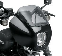 Harley-Davidson® Vivid Black Softail Quarter Fairing 57000981DH