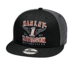 Harley-Davidson® Winged No1 9FIFTY® Cap 98657-20VM