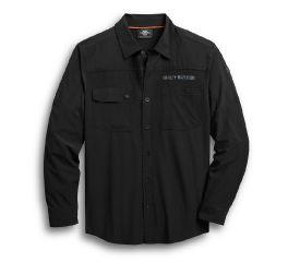 Harley-Davidson® Performance Fast Dry Vented Shirt 96016-20VM