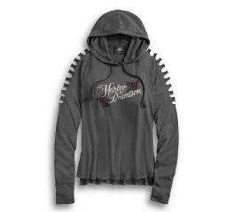 Harley-Davidson® Slash Shoulder Pullover Hoodie 96075-20VW