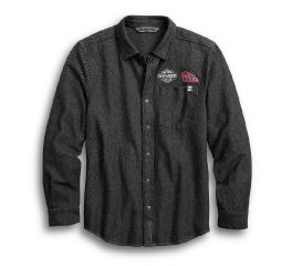Harley-Davidson® Multi-Patch Shirt 96006-20VM