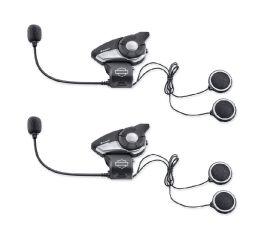 Harley-Davidson® Boom! Audio 20S Bluetooth Helmet Dual Headset Pack 76000740A