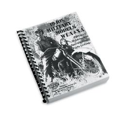 Harley-Davidson® 1940's Military Models Manual- WLA/XA 99419-93