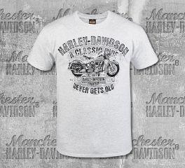 Harley-Davidson® Men's Asphalt Ride Classic Short Sleeve Tee, RK Stratman Inc. R003267