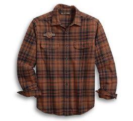 Harley-Davidson® Motorsports Plaid Shirt 96011-20VM