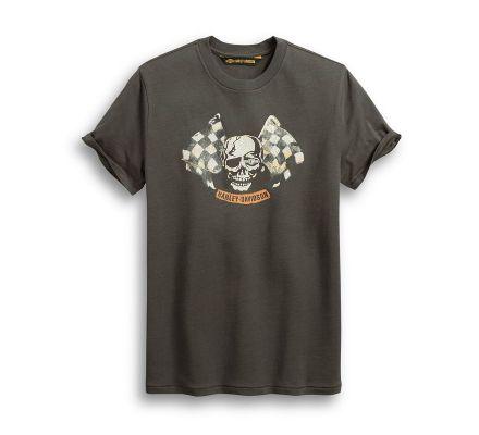 Harley-Davidson® Skull Racing Tee 96033-20VM