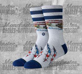 Harley-Davidson® Patriot Socks, Stance U556C19HAP