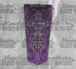 Harley-Davidson® Women's Angelic Winged Cross Speed Sock, Global Products, Inc. SP27569