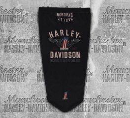 Harley-Davidson® RWB Winged No1 Logo Speed Sock, Global Products, Inc. SP33830