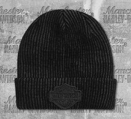 Harley-Davidson® Cuffed Contrast Knitted Hat 97618-20VM