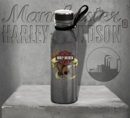 Harley-Davidson® Eagle Stainless Steel Water Bottle 3SWB4906