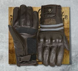 Harley-Davidson® Men's Freemont Full-Finger Gloves 98274-19EM