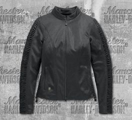 Harley-Davidson® Women's Ozello Mesh Riding Jacket 98164-20EW