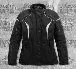 Harley-Davidson® Women's Ladysmith Textile Riding Jacket 98288-19EW