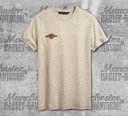 Harley-Davidson® Men's Racing Pendant Short Sleeve Tee 96441-20VM