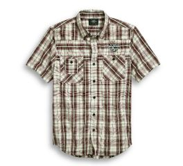 Harley-Davidson® Plaid Shirt 96124-20VM