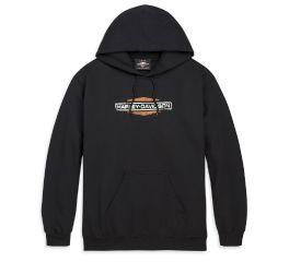 Harley-Davidson® Patina Sixties Bar & Shield Logo Pullover Hooded Sweatshirt 96492-20VM