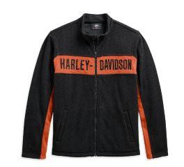 Harley-Davidson® Chest Stripe Activewear Jacket 99087-20VM