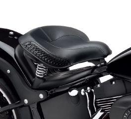 Harley-Davidson® Touring Solo Spring Saddle 51481-08