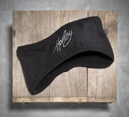 Harley-Davidson® Women's Earwarmer with Ponytail Holder 98328-11VW