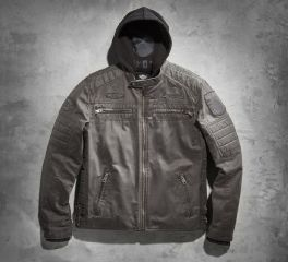 Harley-Davidson® Men's Stonebridge 3-in-1 Casual Jacket 97587-14VM