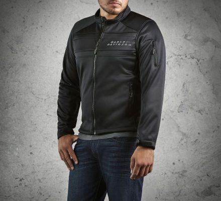 Harley-Davidson® Men's Precision Soft Shell Jacket 98514-12VM