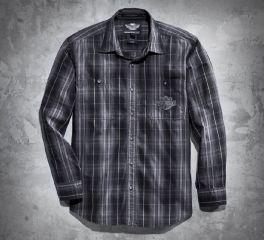 Men's Tradition Plaid Long Sleeve Shirt
