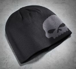 Harley-Davidson® Men's Oversized Skull Knit Hat 99472-10VM