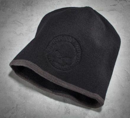 Harley-Davidson® Men's Circle Skull Knit Hat 99482-07V