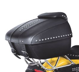 Harley-Davidson® Tour-Pak Luggage- Leather Heritage Softail Classic Styling 53209-09