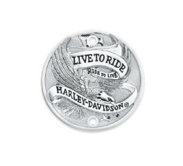 Harley-Davidson® Live To Ride Timer Cover 32585-89T
