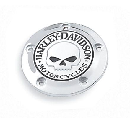 Harley-Davidson® Willie G. Skull Timer Cover 32975-04A