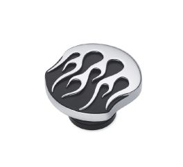 Harley-Davidson® Midnight Flames Fuel Cap 75343-10