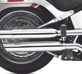 Harley-Davidson® Screamin' Eagle Shotgun Muffler Heat Shields 64806-07A