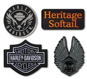 Emblems & Pins