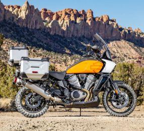 2021 Pan America™ 1250 Special - Unlimited Trekker