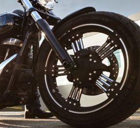 Wheels, Tyres & Sprockets